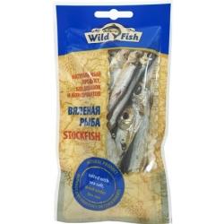 """Džiovinta žuvis """"Stock fish"""" 50g (Dried fish)"""