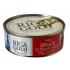 Šprotai pakepinti pomidorų padaže 240g grynos žuvies 150g (Fried sprats in tomato sauce)