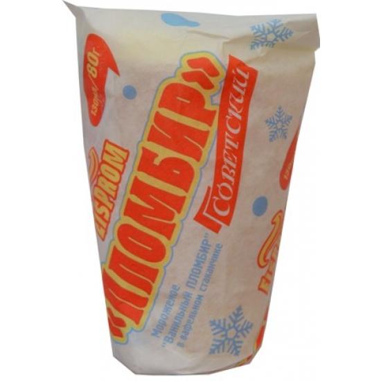 "Ledai plombyras 80g ""Sovieckije""(Ice cream plombir)"