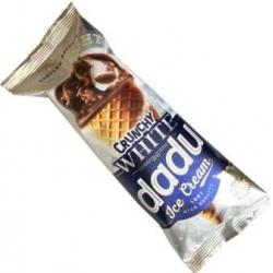 """Ledai """"DADU"""" Vanilės su migdolais skonio 150ml 98g (Ice cream)"""