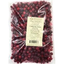 Šaldytos spanguolės 460g (Cranberries frozen)