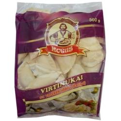 Virtinukai su varškės įdaru 500g(Dumplings with curd)