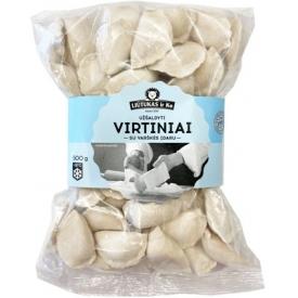 """""""Liūtukas ir ko"""" Virtinukai su varškės įdaru 500g (Dumplings with curd stuffing)"""