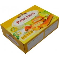 """""""L&C""""Blyneliai su šonine ir sūriu 300g (Pancakes with ham and cheese)dž."""