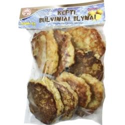 Šaldyti kepti bulviniai blynai 500g (Frozen fried potato pancakes)