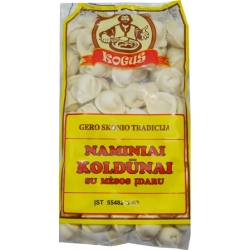 """""""Kogus"""" Naminiai koldunai su mėsos įdaru 1000g (Home-made dumplings)"""