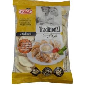"""Gyoza"" koldūnai su vištiena 400g (Dumplings with chicken)"