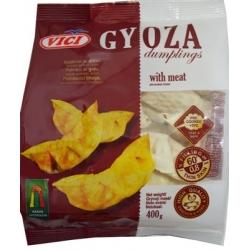 """Gyoza""Koldūnai su mėsos įdaru 400g(Dumplings with meat filling)"