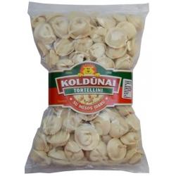 "Koldūnai su mėsos įdaru 800g  ""Tortellini"" (Dumplings with meet filing)"
