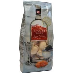 """Koldūnai su mėsos įdaru 1kg """"Pod vodocku"""" (Dumplings with meat filling)"""