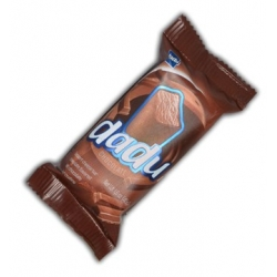 """""""DaDu""""  Varškės sūrelis su šokolado skoniu 45g(Cheese bar chocolate)"""