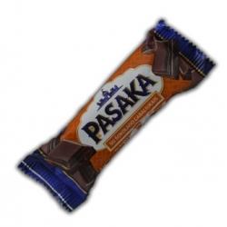 """""""Pasaka""""  Varškės sūrelis su šokolado skoniu 40g(Cheese bar chocolate)"""