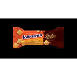 """Karums""Sūrelis su karamele 38g (cheese bar with caramel)"