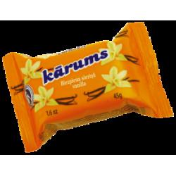 """Karums"" Varškės sūrelis vanilos skonio 45g (Cheese bar vanilla)"
