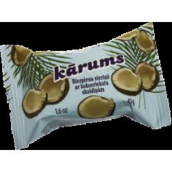 """""""Karums"""" Varškės sūrelis kokosų skonis 45g (Cheese bar coconut)"""