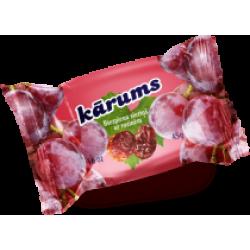 """Karums"" Varškės sūrelis su razinomis  45g (Cheese bar raisins)"