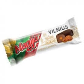 """""""Magija"""" Varškės sūrelis su karamelės skoniu""""Vilnius""""(cheese bar creme caramel)"""