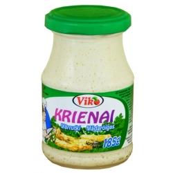 """Viko"" Krienai 185g (Horse-radish)"