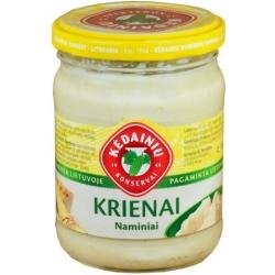 """KKF Krienai """"Naminiai""""250g (Horse-radish)"""