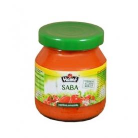 "Aštrus paprikos padažas""Saba""130g (Hot spicy sauce)"