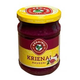 """""""KKF""""Krienai raudoni  250g (Horseradish red)"""