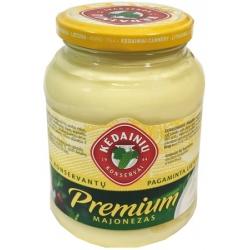 """""""KKF"""" Majonezas """"Premium"""" 430g (Mayonnaise)"""