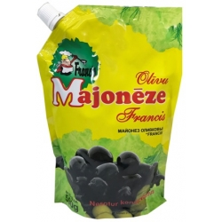 """Francis"" Majonezas su alyvuogiu skoniu 500g (Mayonnaise olive)"