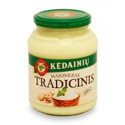 """KKF"" Majonezas ""Tradicinis"" 430g (mayonnaise)"