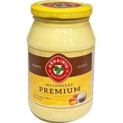 "KKF Majonezas ""Premium"" naturalus omega šaltinis 430g (Mayonaise ekstra)"