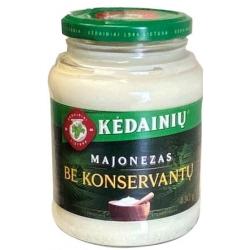 KKF Majonezas be konservantų 430g (Mayonaise no preservatives)