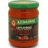 """""""KKF"""" Pomidorų padažas su pipirų gabaliukais 500g ( tomato sauce with pepper)"""