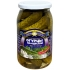 """Aldim"" Konservuoti agurkai su česnaku 860g (cucumbers w garlic)"