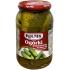 """""""Rolnik""""Konservuoti agurkai su krapais 850g (Pickled dill cucumbers)"""