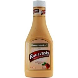 """Daumantų """"Rausvasis""""Majonezinis padažas 450g (Mayonnaise sauce)"""