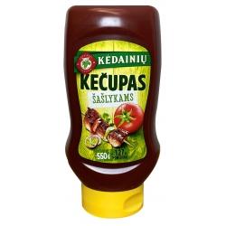 Pomidorų kečupas šašlykams 550g (Tomatoes kechup)