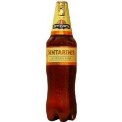 Švyturys Gintarinis Šviesusis alus 4,6% 1L (Gintarinis light beer)
