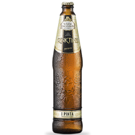 "Volfas Engelman ""Rinktinis"" Pint (Glass) 5.2% alc."