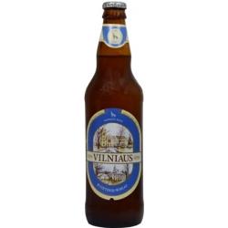 """Vilniaus""Kvietinis alus 0,5L 5,0% Alc (Wheat beer)"