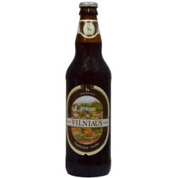 """Vilniaus""Tamsusis alus 0,5L 5,6% Alk (Dark beer)"