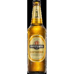 "Švyturys ""Amber Light"" Beer 500ml 4.6% alc."