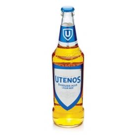 """Utenos """"Lager"""" Beer 500ml 5,0% alc."""