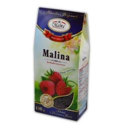 """Džiovintų aviečių arbata""""Malwa"""" 80g (Rasberry tea)"""