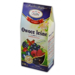 "Miško uogų arbata ""Malwa"" 80g (Forest fruit tea)"