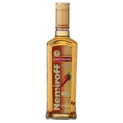 "Degtinė""Nemiroff""Medus pipirai Alc 40% 0.7L(Vodka honey pepper)"