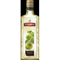 """Stumbras""Degtinė su svarainių 0,5L ALC 40% (Vodka flavored with quince)"