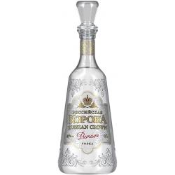 "Vodka ""Russian Crown"" 0.7l 40% alc."