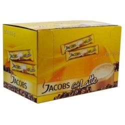 """Jacobs"" Tirpios balintos kavos gėrimas su cukrumi 250g (Cafe latte)"