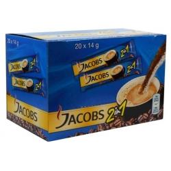 """""""Jacobs"""" 2 in 1 kavos skonio gėrimas 280g (Coffee drink)"""