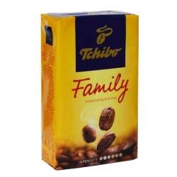 """Tchibo"" Kava 250g (Ground coffee invigorating and strong)"