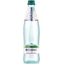 """Mineralinis vanduo 0.5L """"Borjomi"""" (mineral water)"""